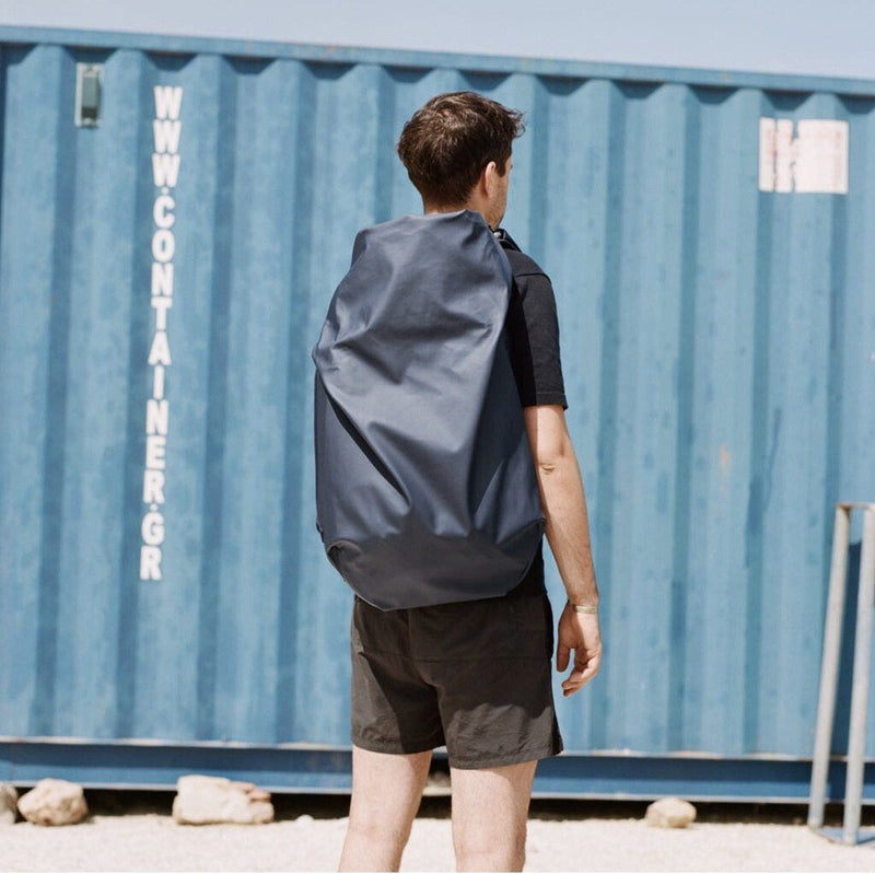 Nile Obsidian Blue Backpack