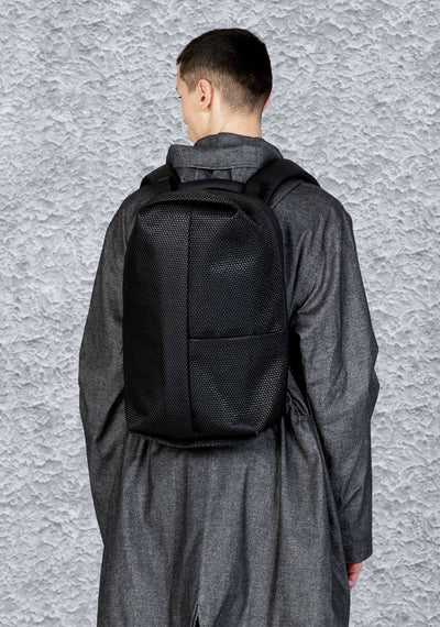 Sormonne Saheki Black Backpack