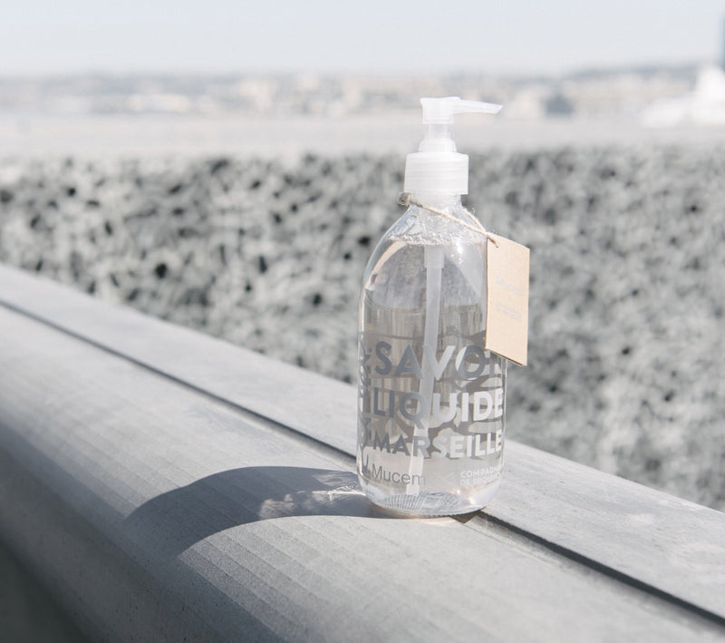 Mucem X Compagnie de Provence Liquid Soap Body & Hand Wash 500ml
