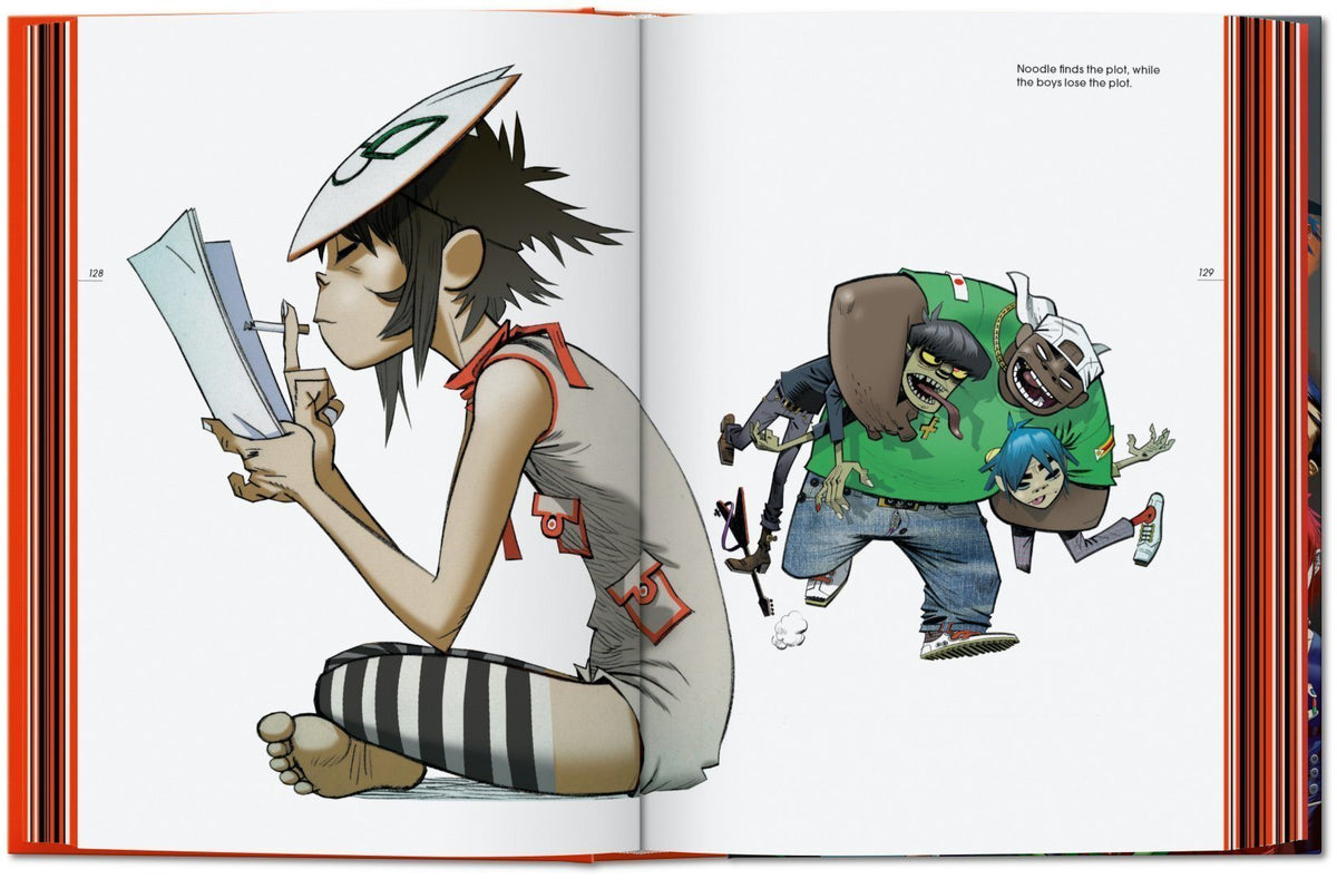 Jamie Hewlett - 40th Anniversary Edition
