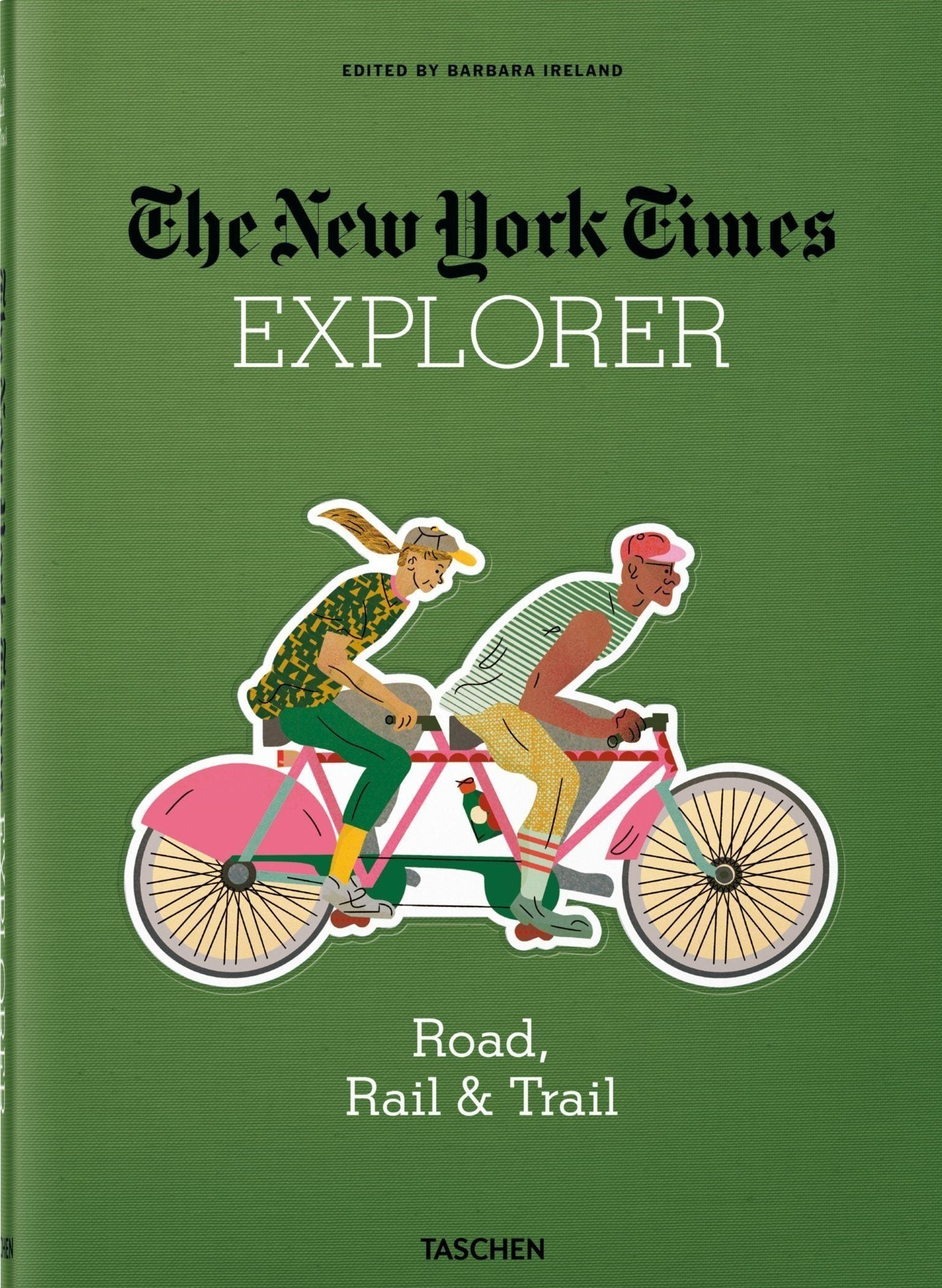 NYT Explorer. Road, Rail & Trail