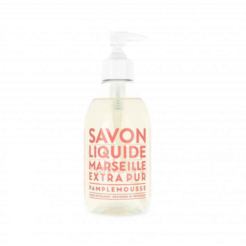 Pink Grapefruit Liquid Soap Body & Hand Wash 300ml Liquid Soap Compagnie de Provence - der ZEITGEIST