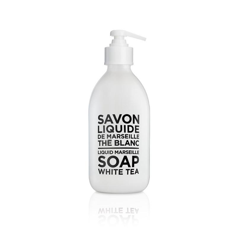 White Tea Liquid Soap Body & Hand Wash 300ml Liquid Soap Compagnie de Provence - der ZEITGEIST
