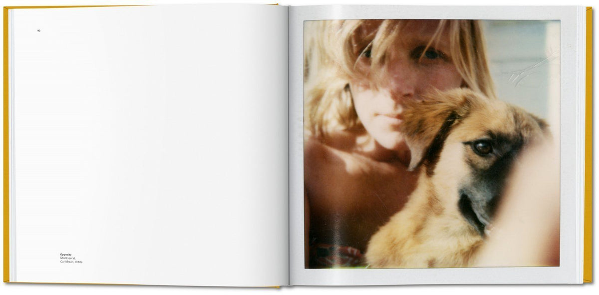 Linda McCartney. The Polaroid Diaries. Limited Edition of 376
