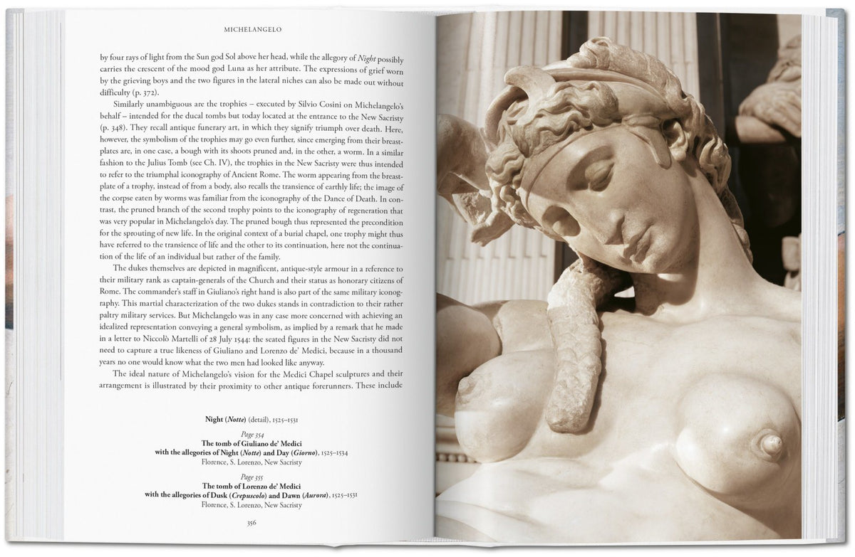 Michelangelo. The Complete Paintings, Sculptures and Architecture