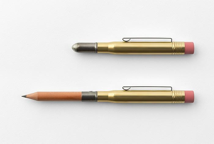 Traveler's Brass Pencil Stationary Traveler's Company - der ZEITGEIST