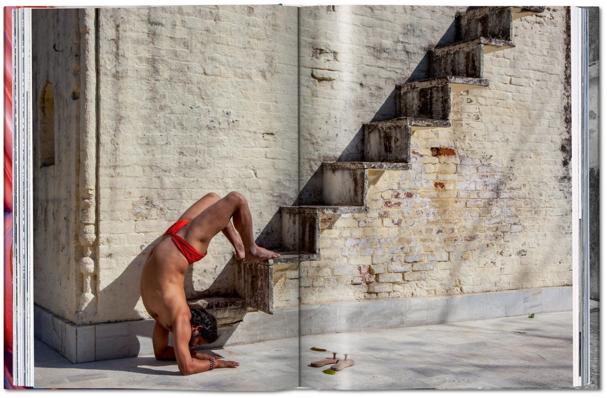 Michael O'Neill. On Yoga. The Architecture of Peace