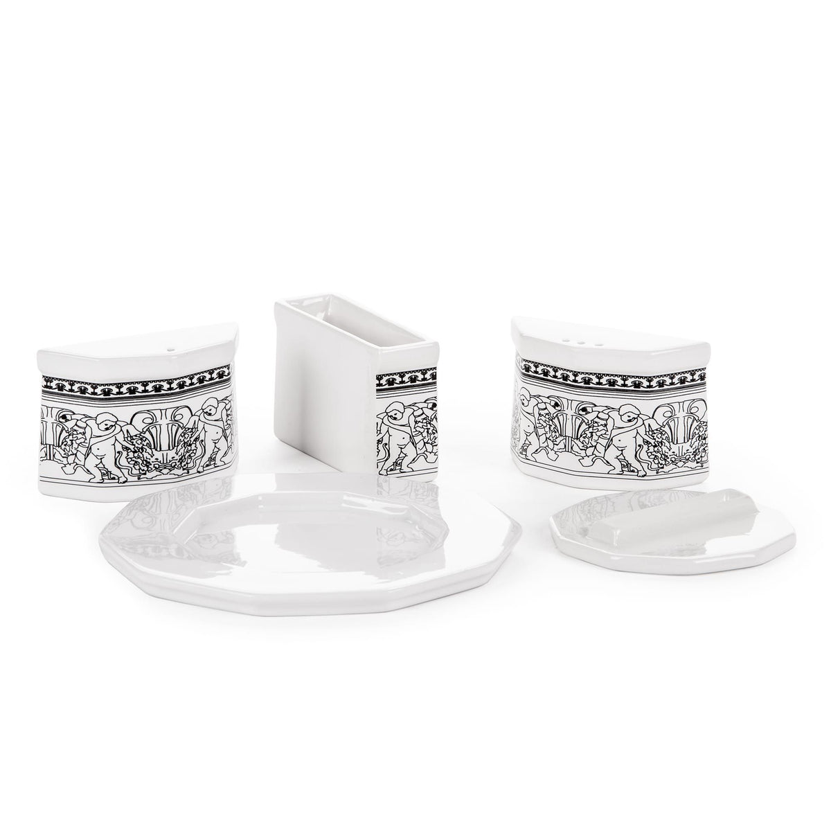 Palace Fontana - Salt and Pepper Shakers