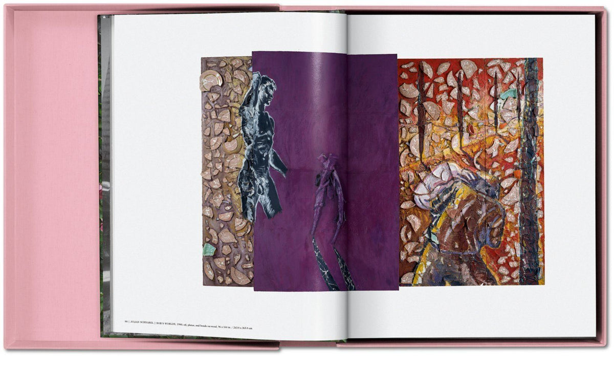Julian Schnabel Limited Edition
