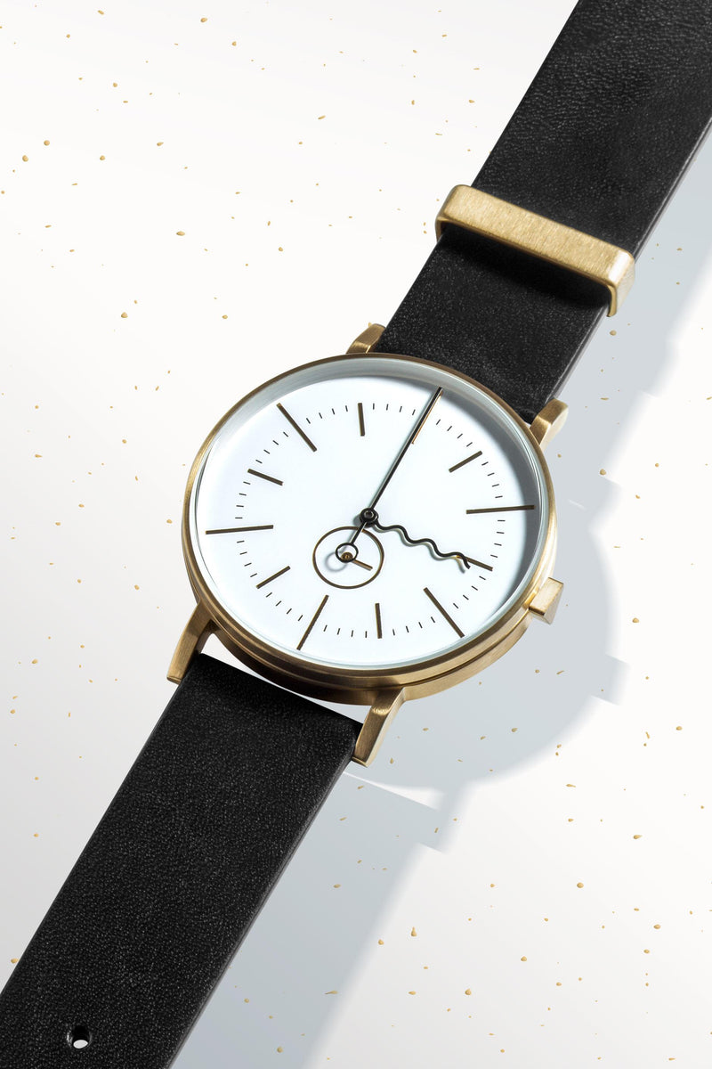 Tide Gold Watch