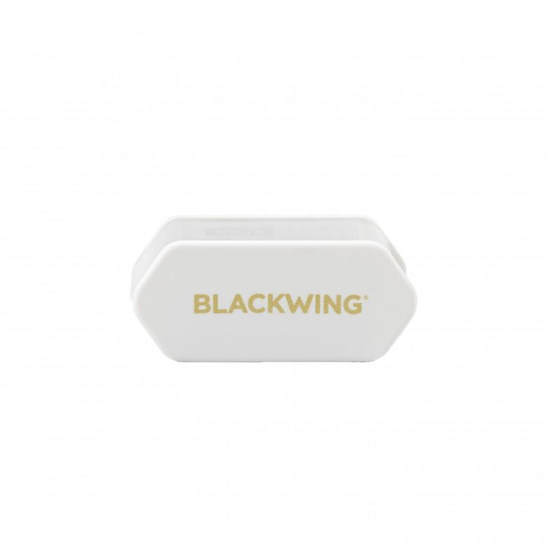 Blackwing Two-Step Long Point Pencil Sharpener - White