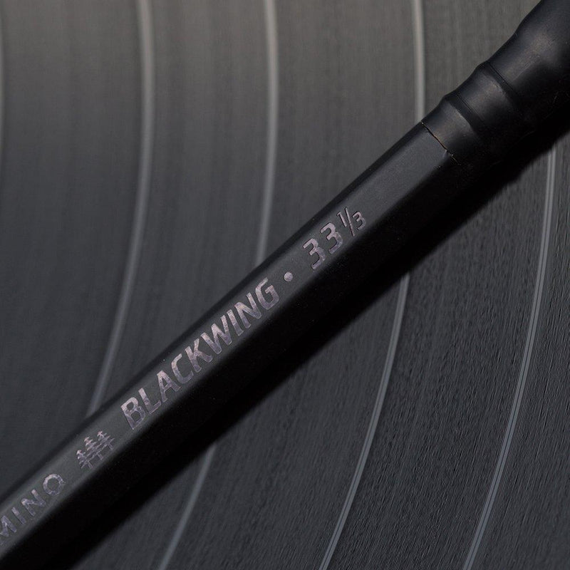 Blackwing 33 1/3 Limited Edition Pencils | The Vinyl Pencil Stationary Blackwing - der ZEITGEIST