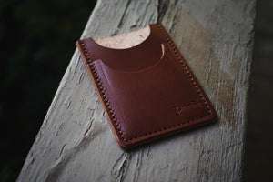The Hughey Double Card Wallet