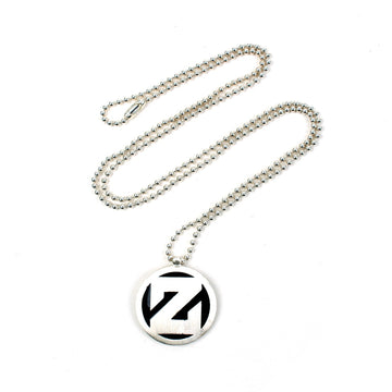 'CIRCLE Z' NECKLACE