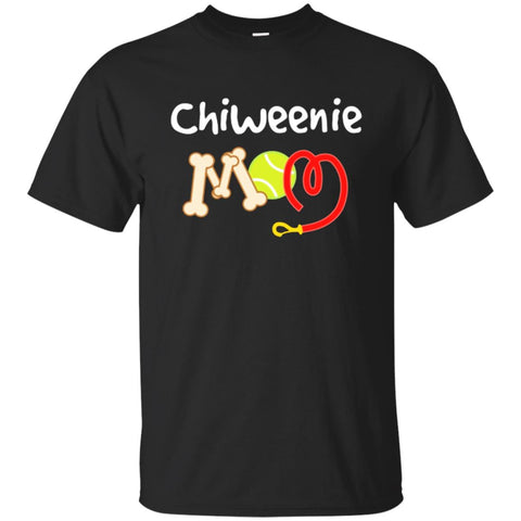 Chiweenie Dog Mom T-shirt Cute Mothers Day Gift Idea