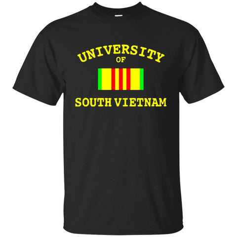 Vietnam Veteran T-Shirt:University of South Vietnam Shirt