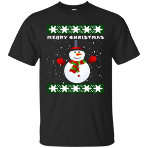 Awesome Tees: Merry Christmas T-Shirt