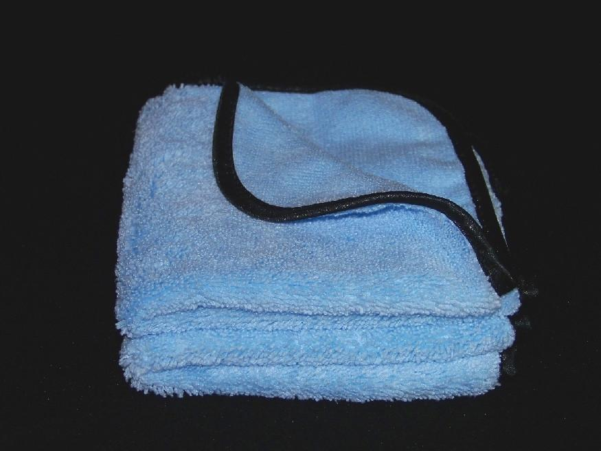 Plush Microfiber Towel-2 PACK