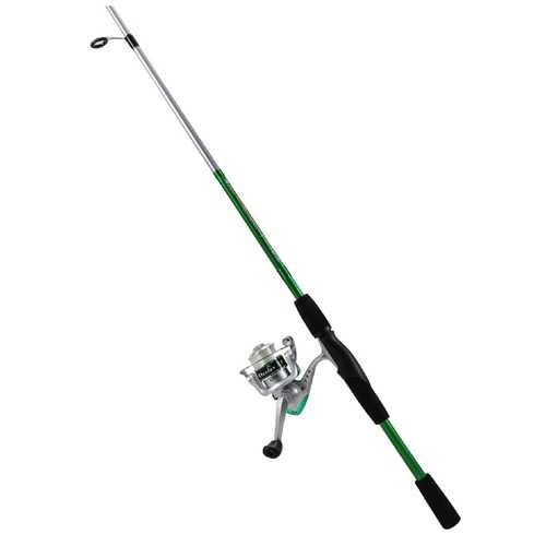 Okuma Steeler XP Combo 6ft 2pcs Green