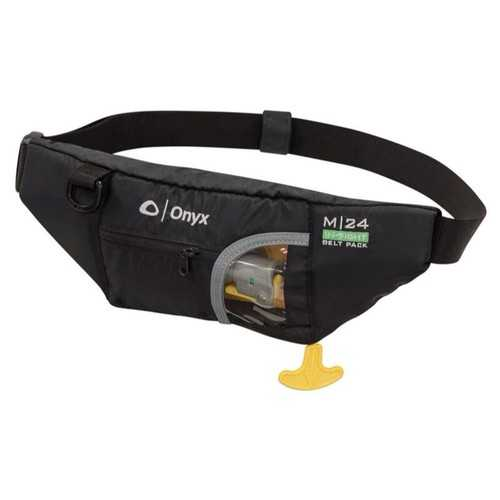 Onyx M-24 In-Sight Manual Inflatable Adult Belt Pack