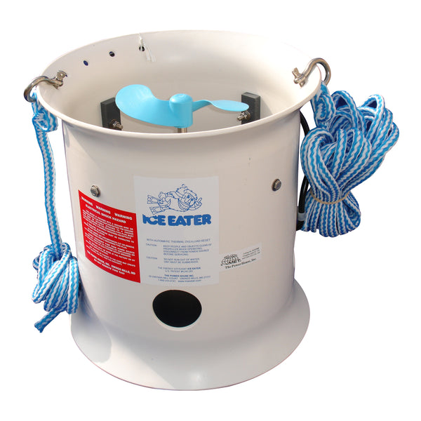 Ice Eater by The Power House 3-4HP Ice Eater w-100' Cord - 115V [P750-100-115V]