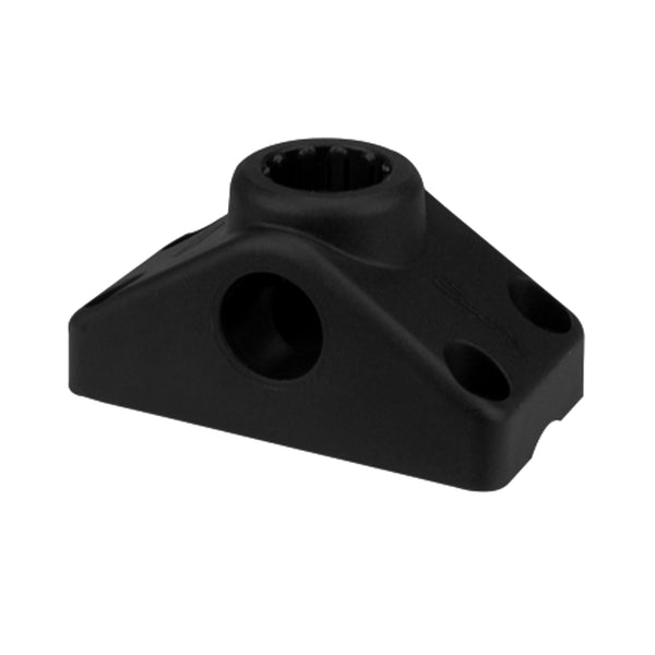 Scotty 241 Combination Side or Deck Mount - Black [241-BK]
