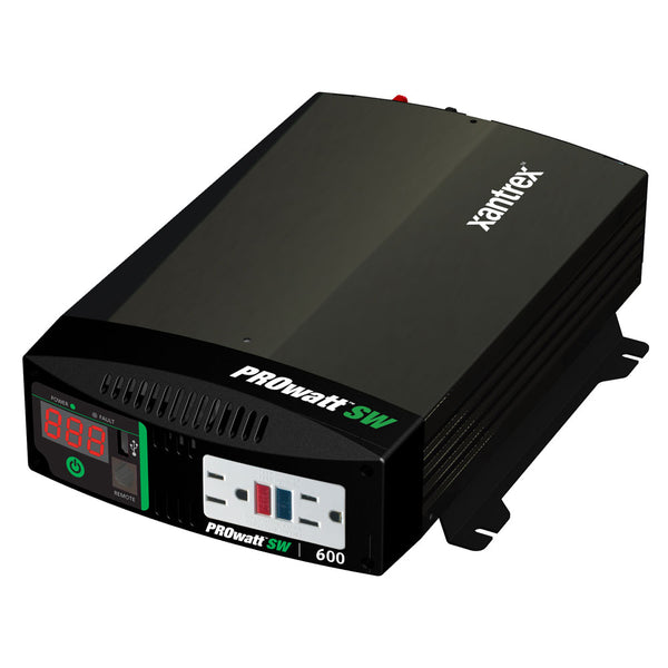 Xantrex PROwatt SW600 - True Sine Wave Inverter [806-1206]