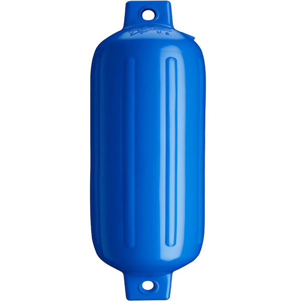 Polyform G-6 Twin Eye Fender 11 x 30 - Blue [G-6-BLUEWO]