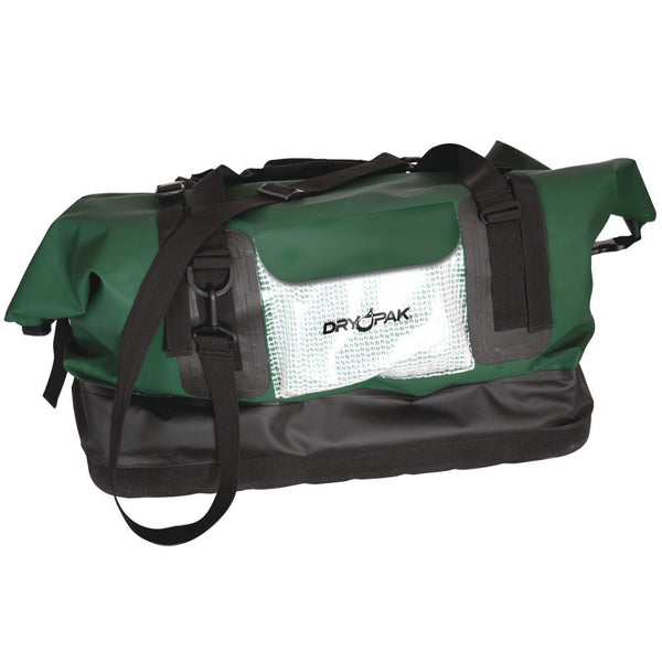 Dry Pak Waterproof Duffel Bag - Green - XL [DP-D2GR]
