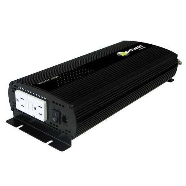 Xantrex XPower 1000 Inverter GFCI & Remote ON-OFF UL458 [813-1000-UL]