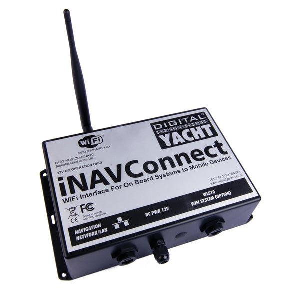 Digital Yacht iNAVConnect Wireless Wi-Fi Router [ZDIGINC]