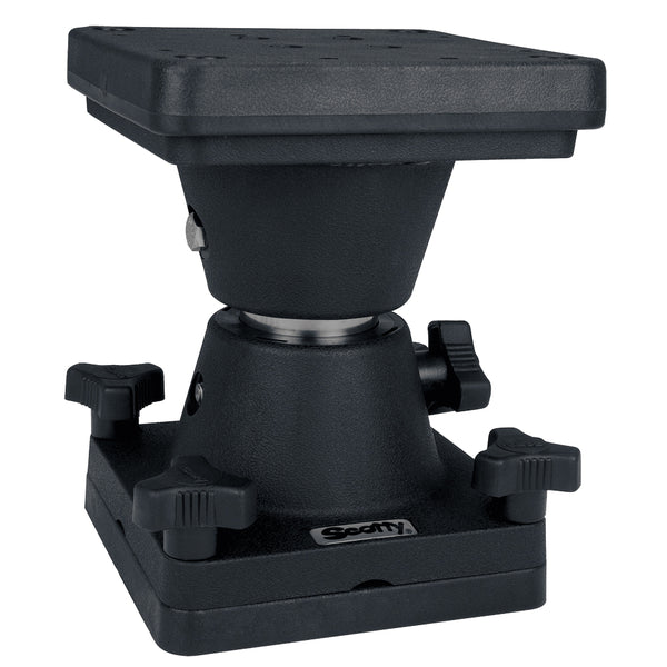 "Scotty 2606 Downrigger Pedestal Riser - 6"" [2606]"