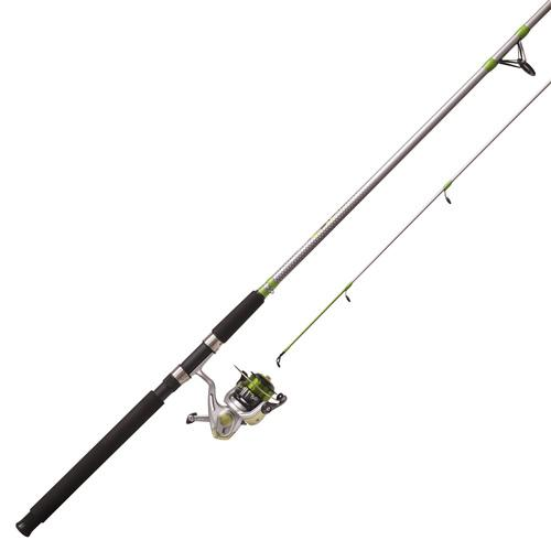 Zebco Stinger Spin Reel SSP60/802MH 2PC Combo
