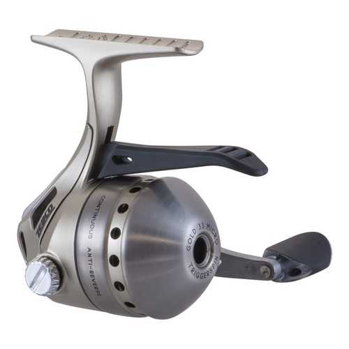 Zebco 33Micro Gold Triggerspin Reel