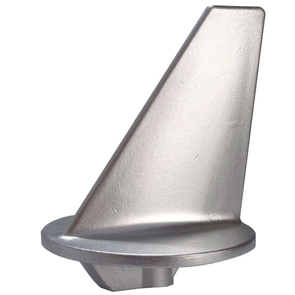 Tecnoseal Trim Tab Anode - Zinc - Long - Mercruiser 80-140HP [00801]