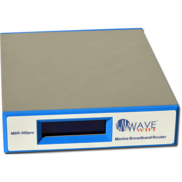 Wave WiFi Marine Broadband Router - 3 Source [MBR-300 PRO]