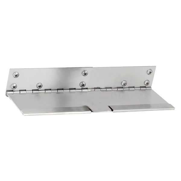 "Lenco 4"" x 12"" Limited Space Replacement Blade - Electro-Polish Finish [50480-021]"