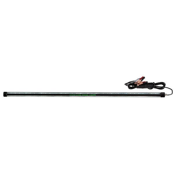 "Hydro Glow HG3216G 40W-12V 48"" LED Fishing Light - Green [HG3216G]"