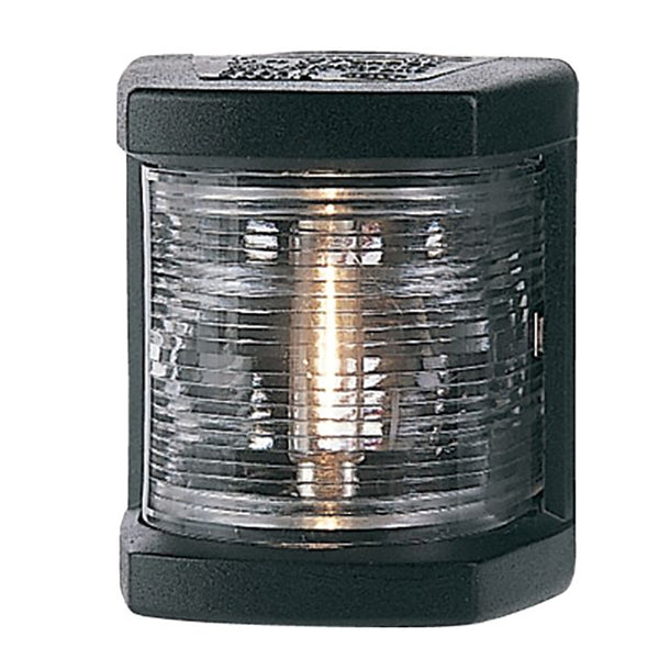 Hella Marine Stern Navigation Lamp- Incandescent - 2nm - Black Housing - 12V [003562015]