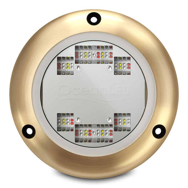 OceanLED Sport S3166s Multi-Color Surface Mount Underwater LED Light [012110C]