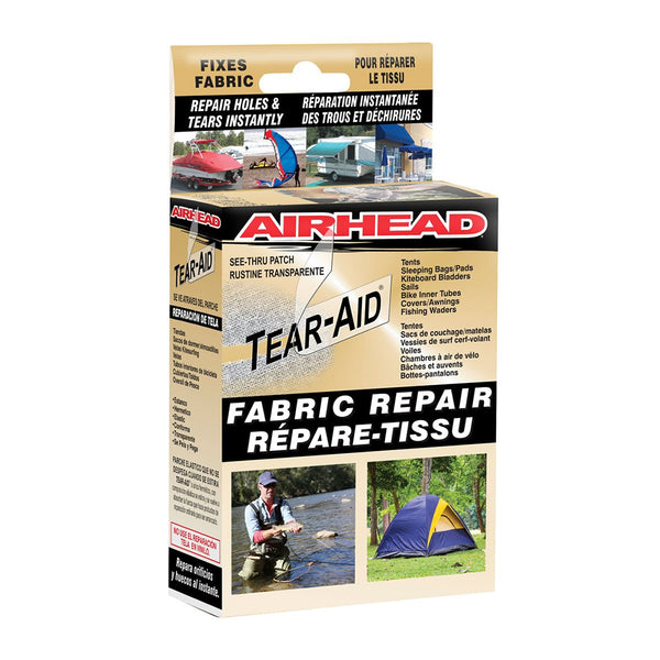 AIRHEAD Tear Aid Type A Fabric Repair [AHTR-1A]