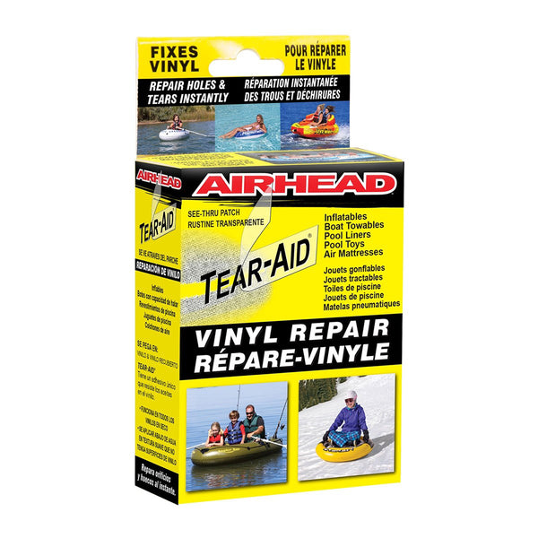 AIRHEAD Tear Aid Type B Vinyl Repair Kit [AHTR-1B]