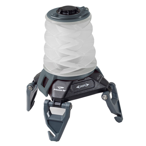 Princeton Tec Helix Backcountry Rechargeable Lantern - Black-Green [HX1-RC-BK]