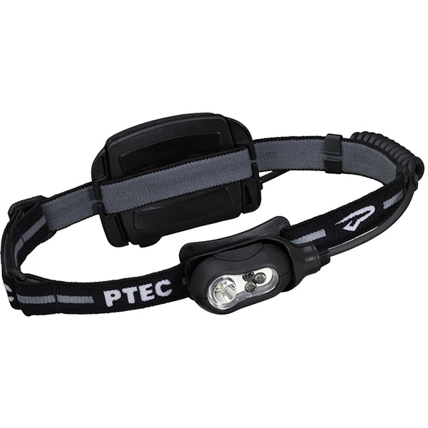 Princeton Tec REMIX Rechargeable LED Headlamp - Black [HYB-RC-BK]