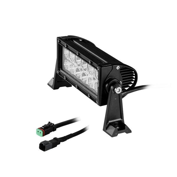 "HEISE Dual Row LED Light Bar - 8"" [HE-DR8]"