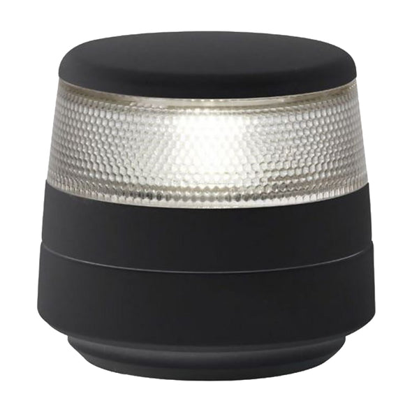 Hella Marine NaviLED 360 Compact All Round White Navigation Lamp - 2nm - Fixed Mount - Black Base [980960001]