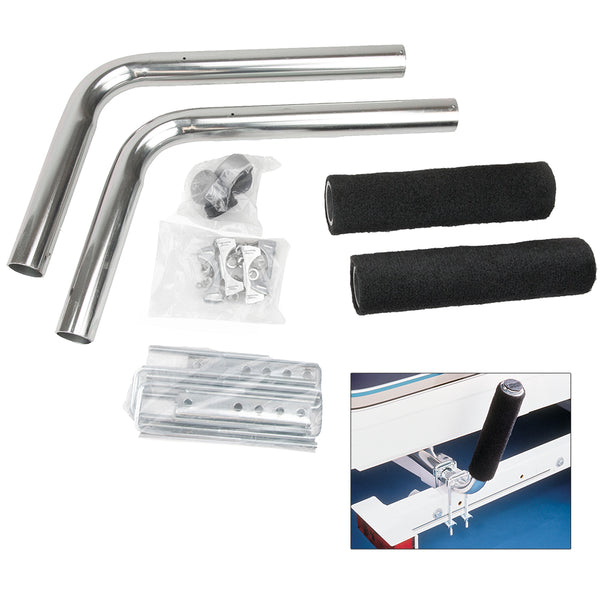 Fulton Boat Roller Guide Kit - Pair [BGR20 0101]