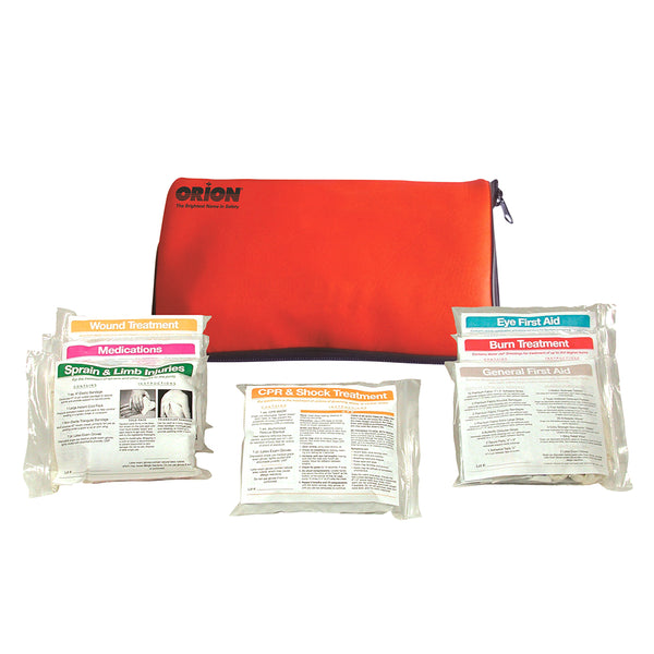 Orion Voyager Floating First Aid Kit - Soft Case [847]