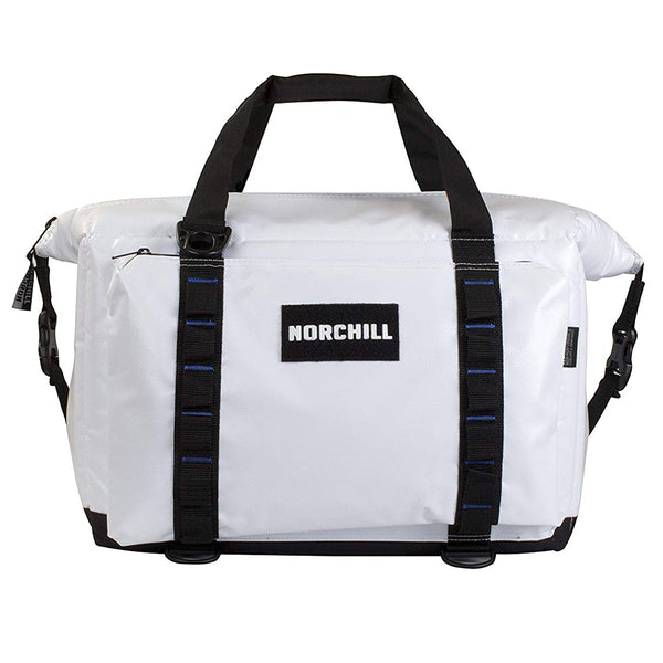 NorChill BoatBag xTreme Medium 24-Can Cooler Bag - White Tarpaulin [9000.56]