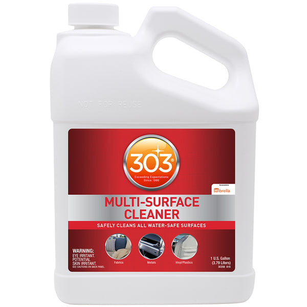 303 Multi-Surface Cleaner - 1 Gallon *Case of 4* [30570CASE]